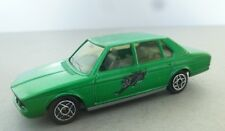 French Dinky Toys - Cougar Models BMW 530 Four Door Saloon Car Green