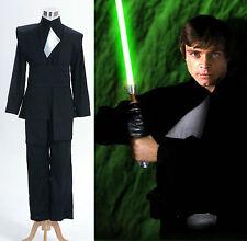 Star Wars Luke Skywalker Costume Cosplay Festa Halloween custom made Misura