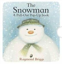The Snowman Pull-out Pop-up Book by Raymond Briggs 9780141356372