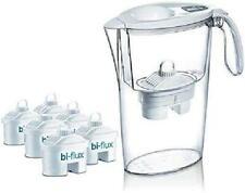 Laica J996 Kit 6 filtri (6 mesi di acqua filtrata) + 1 Caraffa Filtrante Stream