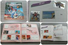 Sticker Album Panini 1986 FR 131/256 Hasbro + bon de commande 51% ♦ TRANSFORMERS