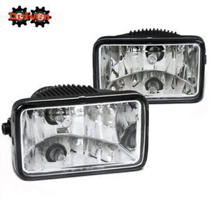 2017-18 Ford F250 Super Duty OE Style Clear Fog Light Replacememt FX4 4x4 2WD