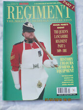 REGIMENT MAGAZINE: Quens Lancashire Regiment PART 1, 1689-1881,No. 48,von 2000