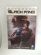 Superman Vol. 2: The Black Ring by Jerry Siegel & Neil Gaiman (2012, Dc Tpb)