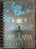 VINTAGE SPIRAL COOKBOOK ~ AN ATLANTA TRADITION GA ~ 1982 LOCAL RECIPES COOK BOOK