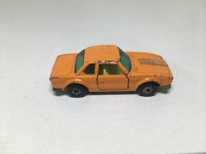 Vintage MATCHBOX Superfast BMW 3.0 CSL No 45 1978