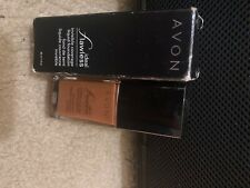 Avon Ideal Flawless Invisible Coverage Liquid Foundation Earth Terre #Z305 New