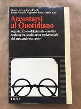 ACCOSTARSI AL QUOTIDIANO - AA.vv. - Eri - 1981