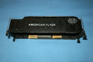 American Flyer New York Central Hudson Tender Shell