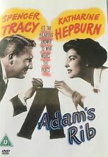Adam's Rib Spencer Tracy Katherine Hepburn Region 4 DVD VGC