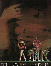 The Stuttgart Ballet 1969 Program Marcia Haydee Birgit Keil Gerd Praast
