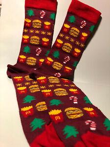 McDonald`s Wintersocken 2020 Grösse 40-44