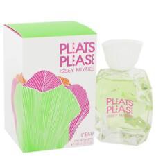 Pleats Please L'eau by Issey Miyake Eau De Toilette Spray 3.3 oz 100ml women's