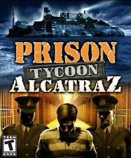 Prison Tycoon Alcatraz STEAM KEY (PC) 2015 Simulation, Region Free Fast Dispatch