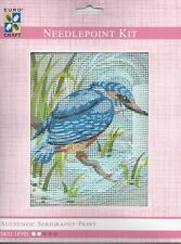 Grafitec Needlepoint Tapestry Kit - Kingfisher