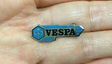 Piaggio Vespa Logo Enamel Pin