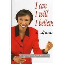 I can I will I believe Its a good life book from Providence by Beverly Buffini