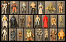 "Lots of Star Wars Action Figures 3.75"" Darth Vader, Yoda, Amidala Leia 1997-2008"