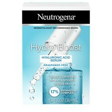 Neutrogena Hydro Boost Hyaluronic Acid Hydrating Face Serum, 1 fl oz