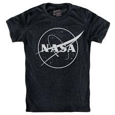 NASA T-shirt Outline logo, vintage, Space Shuttle