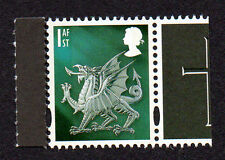 2014 SG W122 1st NVI Wales -  Dragon Enschede Litho ex 'Great War 1914' PSB DY11