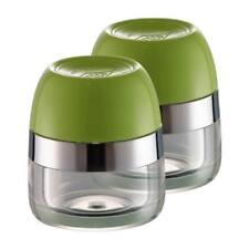 Wesco 322 776-20 - Portaspezie 2 pz colore Verde Lime (c9x)