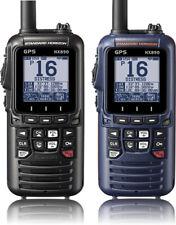 Standard Horizon Hx890 Floating 6 Watt Class H Dsc Handheld Vhf/Gps - Black