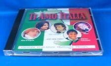 Ti Amo Italia Matia Bazar, Toto Cutugno, Jalisse, Milva, Alessandro ma [CD ALBUM]
