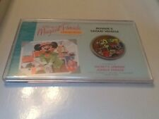 Disney's Magical Collection Limited Edition Coin Safari Vehicle Minnie