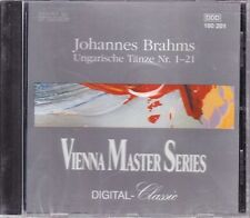 Brahms - Hungarian Dances 1 - 21