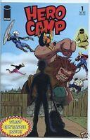 Hero Camp 2005 series # 1 near mint comic book