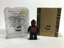Christo Pad Printed Spiderman Lego Custom Minifigure Limited Edge of Time Spider