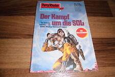 PERRY RHODAN  # 715 -- KAMPF um die SOL // mit Rißzeichnung / 1. Auflage 1975