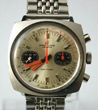 Breitling top Time vintage chronograph ref.: 2211 funcionan rareza