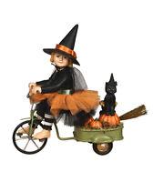 Bethany Lowe Designs: Halloween;  Izzie's Halloween Ride