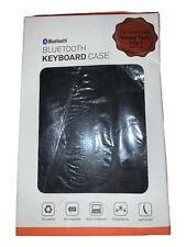 2- Bluetooth Keyboard Cases For Samsung Galaxy Tab3 Lite 7