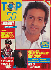 TOP 50 110 (11/4/88)FLORENT PAGNY FELIX GRAY BOY GEORGE MYLENE FARMER NOAM