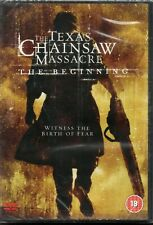 THE TEXAS CHAINSAW MASSACRE: THE BEGINNING - DVD *NEW & SEALED*