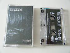 1BURZUM1 HLIDSKJALF CASSETTE TAPE ORIG 1999 MYSTIC MISANTHROPY BLACK METAL VARG