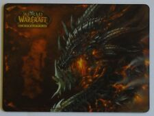 World of Warcraft Cataclysm Collector's Edition Mousepad