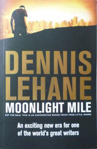 Moonlight Mile - Dennis Lehane - Large Paperback - SAVE 25% Bulk Book Discount