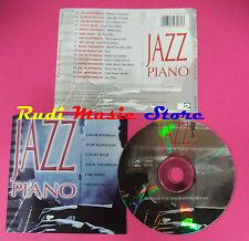 CD Jazz Piano compilation Duke Ellington Count Basie Tatum no mc dvd vhs (C34)