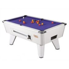 Slate Bed Pool Table