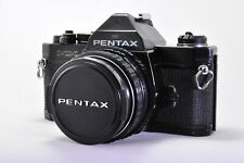 【Exce+++++】PENTAX MX Black+SMC 50㎜ F1.7 35mm SLR Film Camera From JAPAN A288