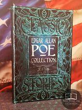 NEW Edgar Allan Poe Collection Raven Hardcover Collectible Edition