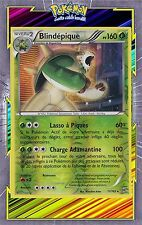 Blindépique Reverse-XY8:Impulsion Turbo - 11/162 - Carte Pokemon Neuve Française