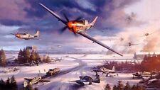 TRUDGIAN Mustang Mayhem AP P-51 4th FG 334th Squadron & ROBERT TAYLOR Bonus LOOK