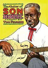 Tom Feldmann The Guitar Of Son House Learn Play Country Blues Gospel Music DVD