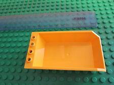 Lego Technic Construction - Tipper Truck / Lorry - Back Bucket  YELLOW