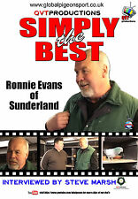 RONNIE EVANS of Sunderland - Racing Pigeon DVD
